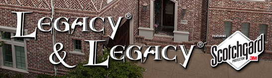 Malarkey Legacy Scotchgard Logo